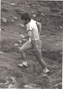 Denis, Slieve Donard Fell Race 1977