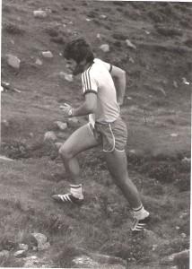 Denis, Slieve Donard race 1977