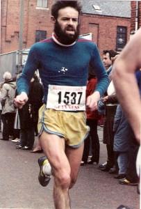 Denis, Belfast Marathon, 1980s