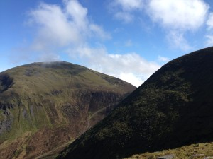 Slieve Donard from Slieve Commedagh