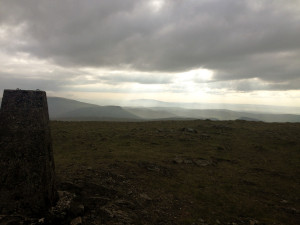 Slieve Muck Trig Point