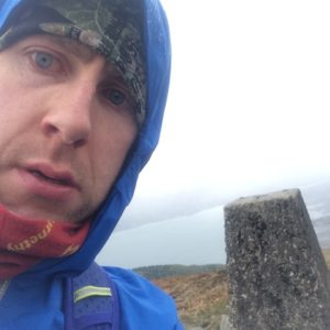 Slieve Martin Trig Point